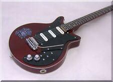 BRIAN MAY  Miniature Guitar QUEEN Burn 2