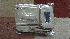Uncharted 3 Drake's Deception Promo Carry Bag - Rare Promotional Pouch