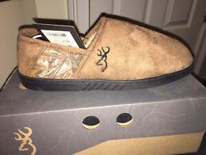 Browning Mens Slippers