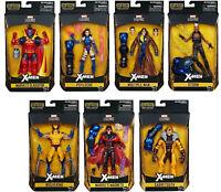 Marvel Legends ~ X-MEN LEGENDS WAVE 3 ACTION FIGURE SET w/APOCALYPSE BAF