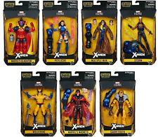 Marvel Legends ~ X-MEN LEGENDS WAVE 3 ACTION FIGURE SET w/APOCALYPSE BAF