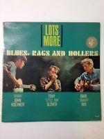 Blues, Rags, and Hollars - Koerner, Ray, Glover (Vinyl Record, 33, EKS 7267)