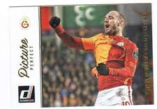 2016 Donruss Soccer Picture Perfect #10 Wesley Sneijder Galatasaray AS