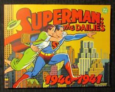 1999 SUPERMAN THE DAILIES 1940-1941 v.2 SC VF 8.0 Kitchen Sink 1st Printing