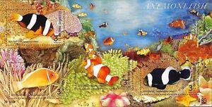 Thailand Stamp  2006 Anemonefish SS
