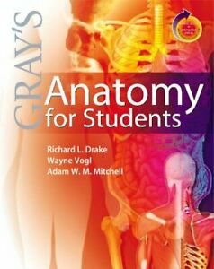 Gray's Anatomy for Students: with Stude... by Mitchell, Adam Mixed media product