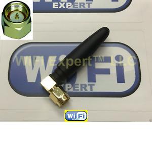 "New 1dbi 2"" Angle 900MHz Band Antenna SMA Male Angle connector"