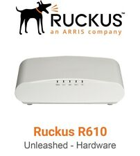 NEW Ruckus Unleashed ZoneFlex R610 802.11ac Wireless Access Point 901-R610-US00