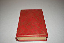 Franklin Library THE GRAPES OF WRATH Steinbeck LEATHER 1975 1ST Limited Edition!