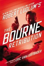 Robert Ludlum's Jason Bourne - The Bourne Retribution - HC w/DJ 1st PRINT 2013