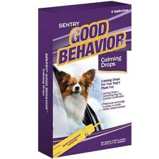 Sentry Good Behavior Calming Drops for Dog - 6ct Without long term side effects