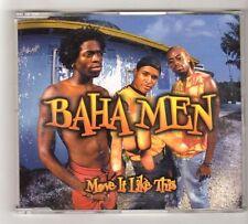 (FZ885) Baha Men, Move It Like This - 2002 DJ CD