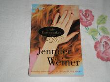 LITTLE EARTHQUAKES by JENNIFER WEINER   -ARC- -JA-