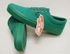 Vans Era Gold Mono Verdant Green VN0003Z5JIF Men's Size 10