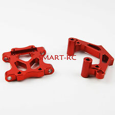 Aluminum alloy front bulk head for HPI BAJA 5B 5T SS KM Rovan Smart