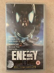 Enemy Mine - PAL VHS - CBS FOX Video - 1985