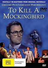 TO KILL A MOCKING BIRD - ALL TIME CLASSIC- NEW & SEALED DVD