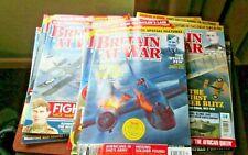 Britain at War Magazine:  Monthly Magazines