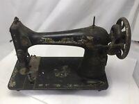 1910 SINGER SEWING MACHINE MODEL G SERIES FOR PARTS OR REPAIR