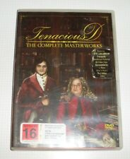DVD - Tenacious D - Complete Master Works - 2 Discs - Mature Viewers