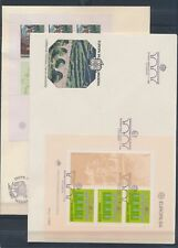 XC25566 Portugal Madeira Europa Cept FDC's used