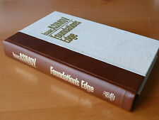' Foundation's Edge '    Isaac Asimov.   Signed Limited Edition.   Mint