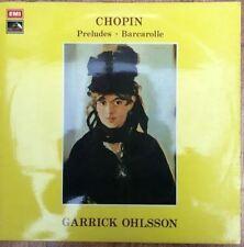 Chopin: Complete Preludes / Barcarolle Op. 60 : Garrick Ohlsson