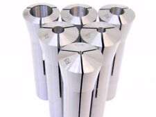 """New Meda 6pc R8 Collet Set, 1/8"""" to 3/4"""" x 8ths, 3330006"""