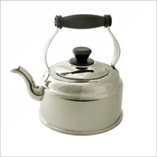 AGA COOKSHOP STAINLESS STEEL CLASSIC POLISHED KETTLE 1.9L - W2470