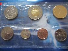 1999 Canada PL RCM Set (6 Coins UNC.)