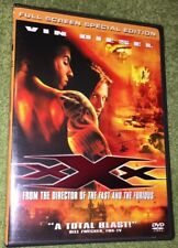 Xxx Vin Diesel (Dvd, 2002, Full Screen Special Edition)