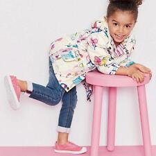 US Girls Outerwear Sunscree Hooded Windbreaker Baby Kids Cartoon Clothing 2T