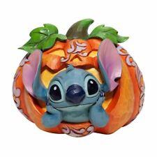 Disney Traditions 6007080 Stitch O Lantern Figurine Halloween