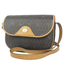 Auth Christian Dior Vintage PVC Leather Cross Body Shoulder Bag F S 2232 b6dddb58a6