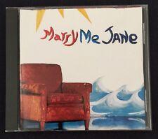 Marry Me Jane - Marry Me Jane (CD 1996)