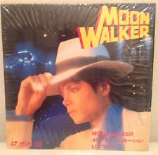 Japan / MICHAEL JACKSON MOONWALKER Promotion LD Single Laserdisc Moon Walker