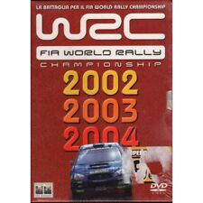 WRC. FIA World Rally Championship 2002/03/04 Cof 3 DVD Sig. 8013123005533