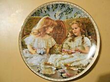 Collector's Edition Sandra Kuck Best Friends Porcelain Plate