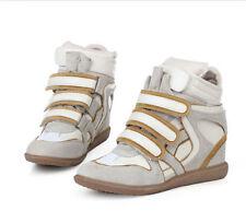High-Top Sneakers aus Synthetik für Damen