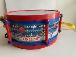 Tamburo Bontempi giocattolo per bambini