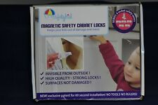 Safetykid Magnetic Safety Cabinet Locks