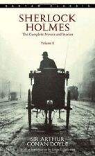 Sherlock Holmes: The Complete Novels and Stories, Volume II (Bantam Classic) by