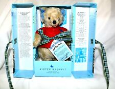 Mister Whoppit Merrythought Boxed Low Cert. No 155 Campbell Speed Record Mascott