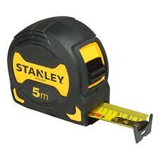 STANLEY Bandmaß GRIP  5 m  FMHT0-33561 Rollmaßband Maßband