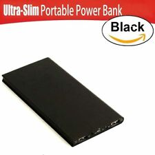 100000 mAh Dual USB Caricabatteria POWER BANK SLIM BATTERIA ESTERNA UNIVERSALE Iphone SAM