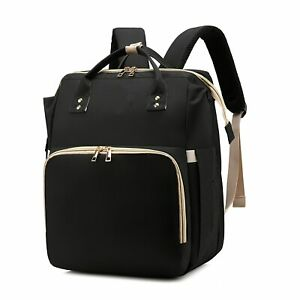 Backpack style Diaper Bag; Multiple compartments