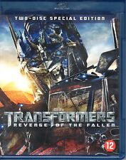 BLU-RAY   - TRANSFORMERS revenge of the fallen 2 DISC EDITON  EX