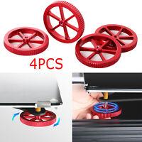 4PCS Hand Twist Leveling Nut für CREALITY Ender 3/Ender 5/CR-10/CR-20 3D-Drucker