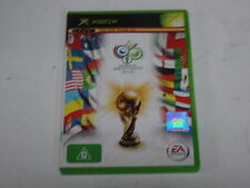 XBOX GAME FIFA WORLD CUP GERMANY 2006