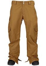 Burton Cargo Mens Snowboard Ski Pants Winter Snow Trousers Salopettes 10K RP£160